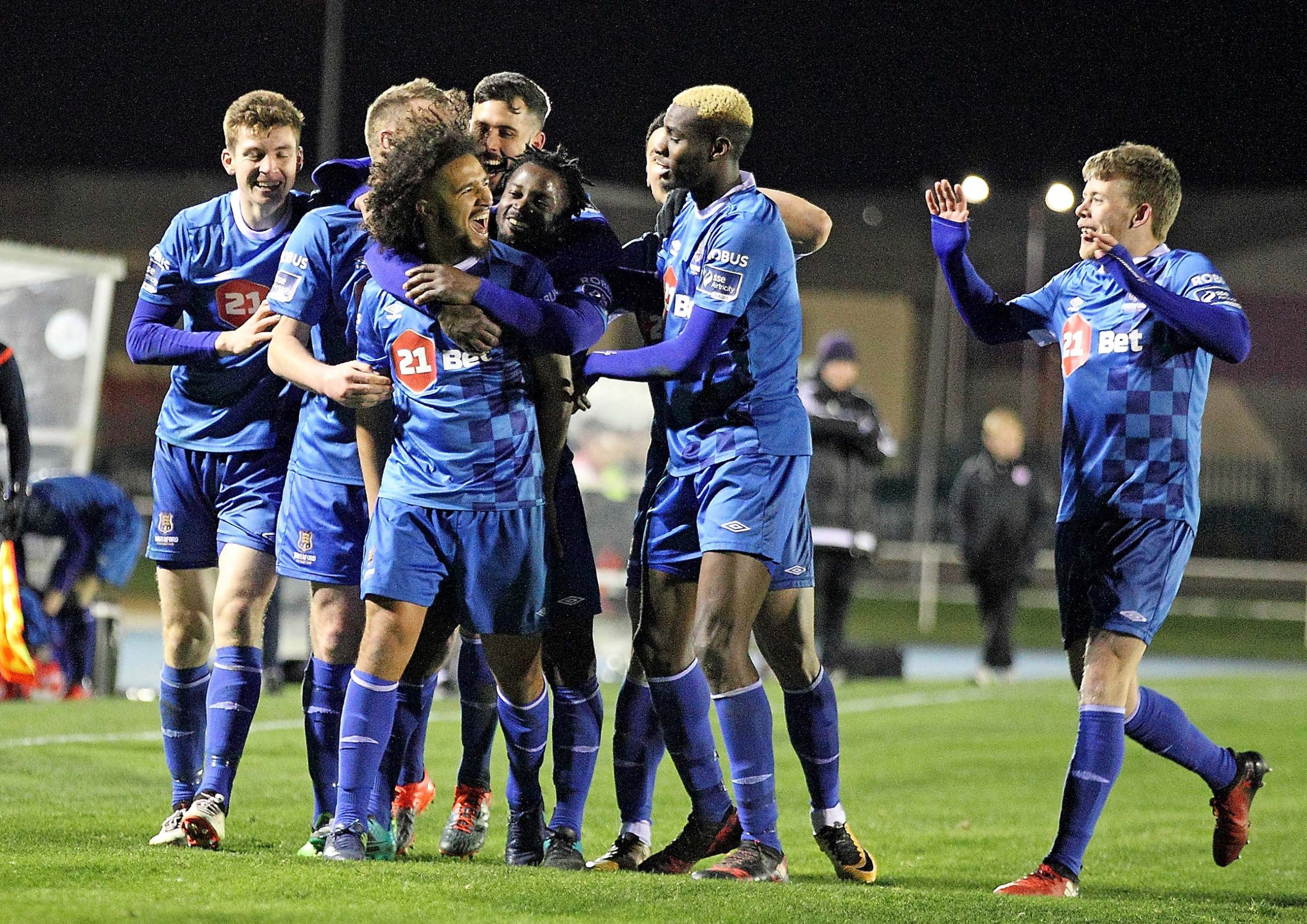 Blues hoping to continue their Cup run this evening with away tie against Drogheda