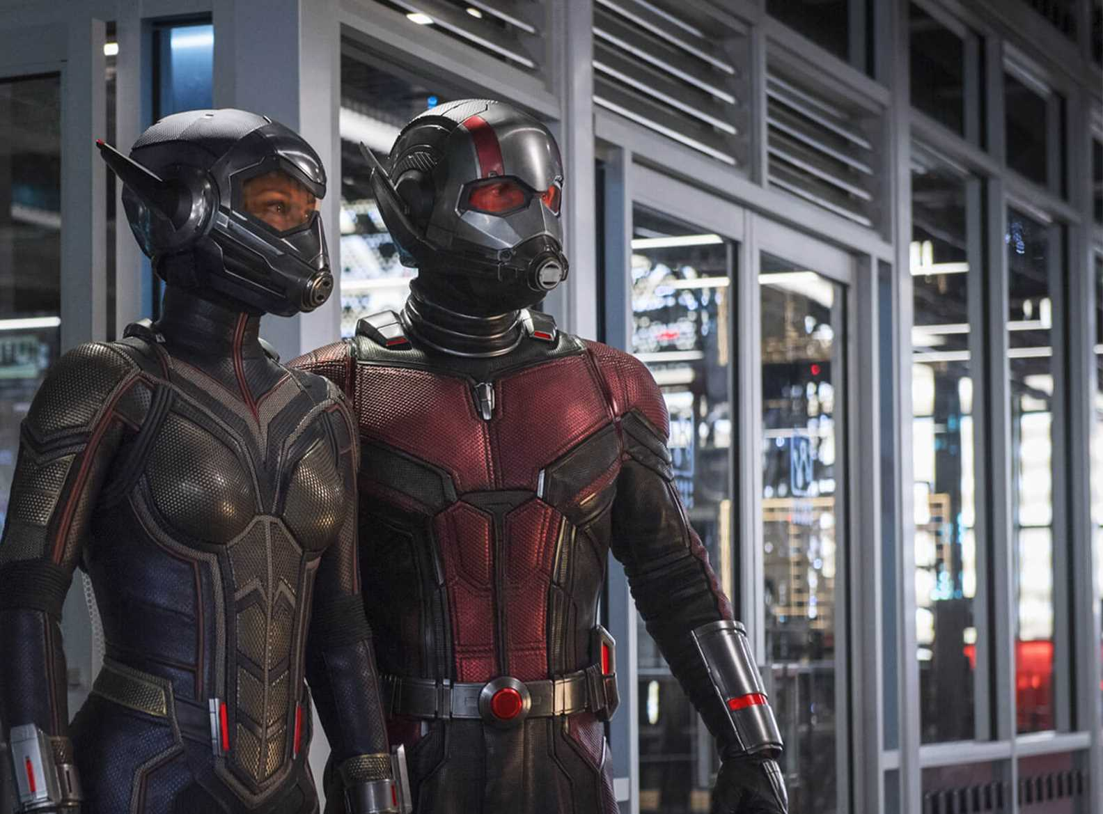 """Listen back: """"Ant-Man and the Wasp"""" should please Marvel fans and more besides, Maria McCann tells The Big Breakfast Blaa"""