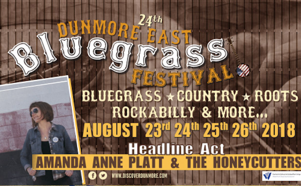 Listen back: Mick Daly gives Mary the low down on this year's Bluegrass festival in Dunmore East