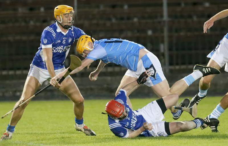 County Senior Hurling Championship Quarter-Final play-offs continue today in Fraher Field