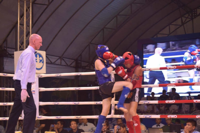 Waterford girl wins silver in World Youth Muaythai championship