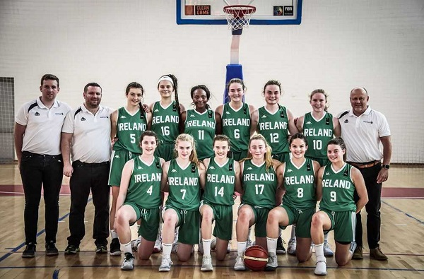 Ireland Under 16 Women face Norway in Classification 9-16 at European Championships