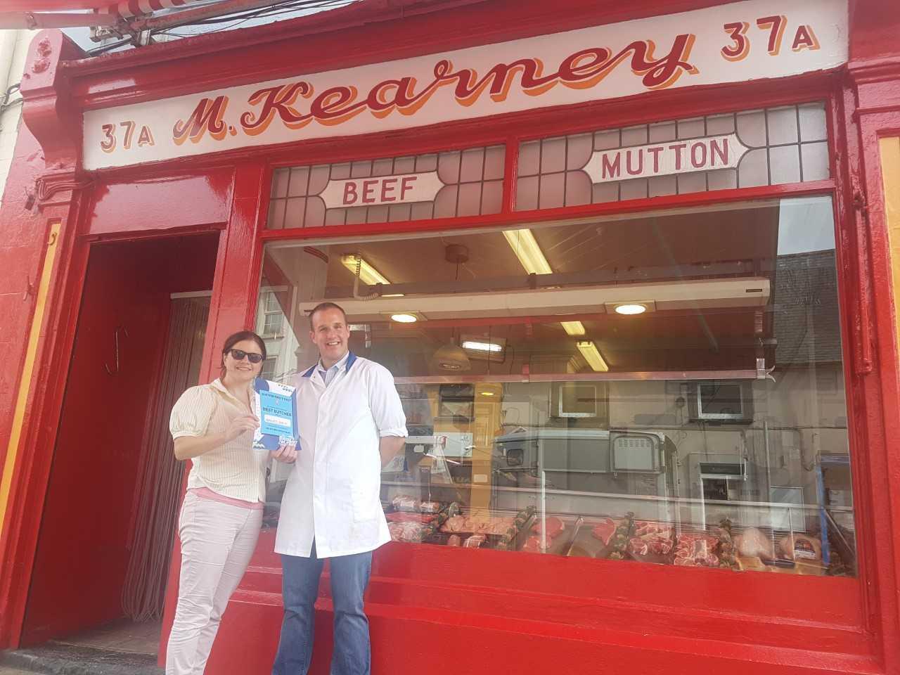 Thomas Kearneys wins Waterford's Best Butcher on The Big Breakfast Blaa