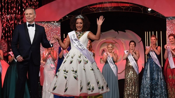 Waterford Rose Kirsten Mate Maher is the 2018 Rose of Tralee