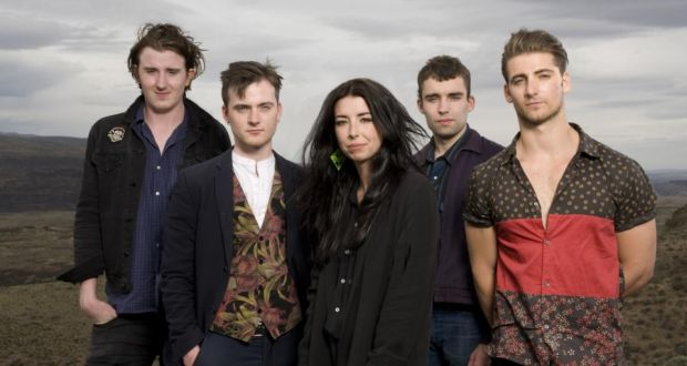 Listen back: Vocalist Faye O'Rourke from Little Green Cars talks to Mary about their upcoming gig in Kilkenny