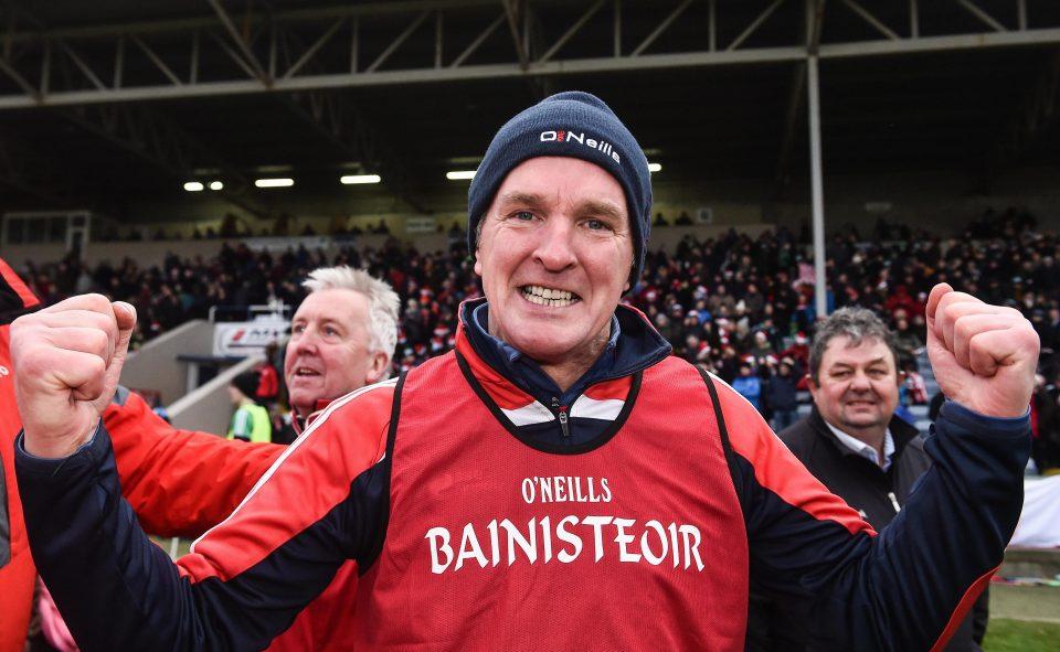 Kenny on Déise radar to succeed Derek McGrath