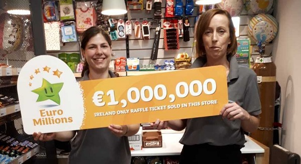 €1m Euromillions prize won in Waterford
