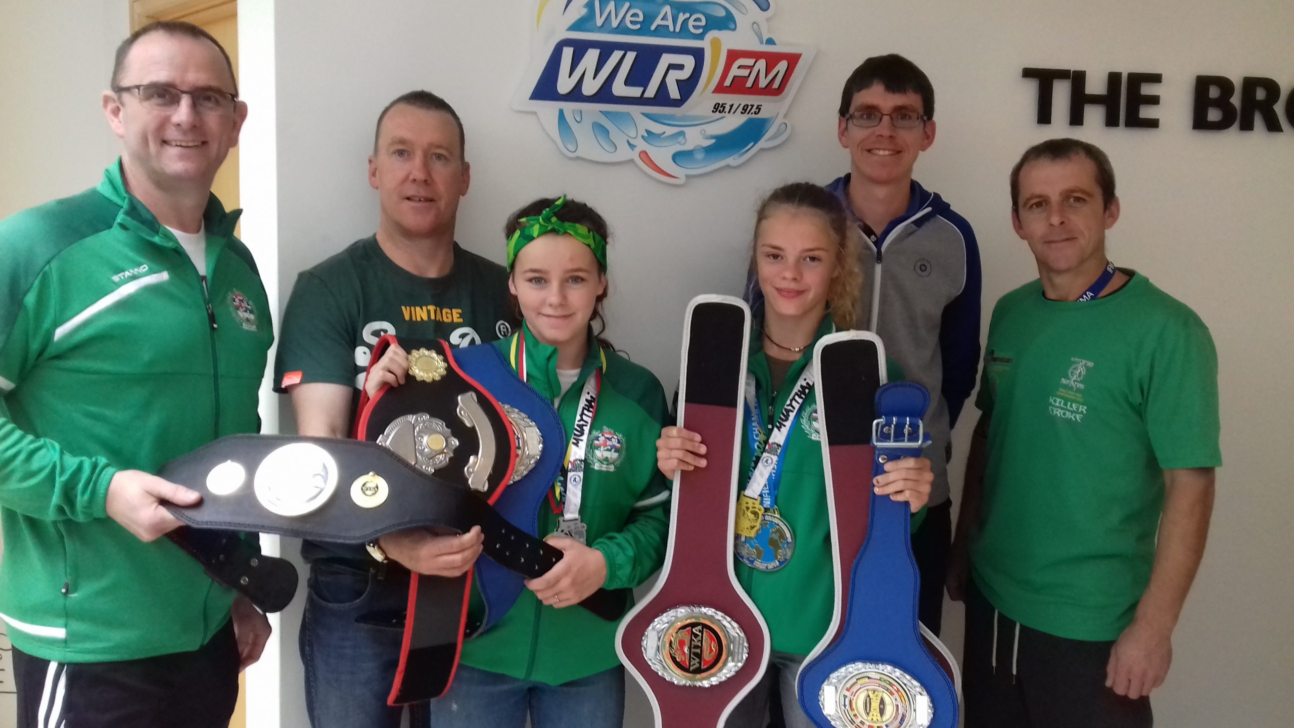 Waterford girls perform heroics in World Youth Muaythai Championship