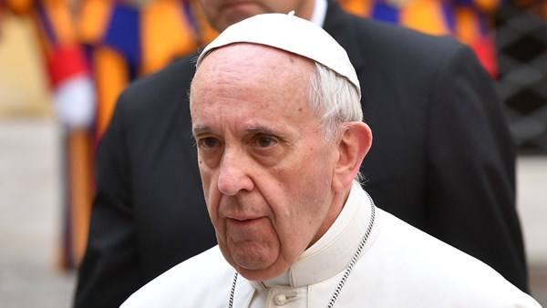 Pope speaks of 'pain and shame' in failure to tackle clerical abuse in Ireland