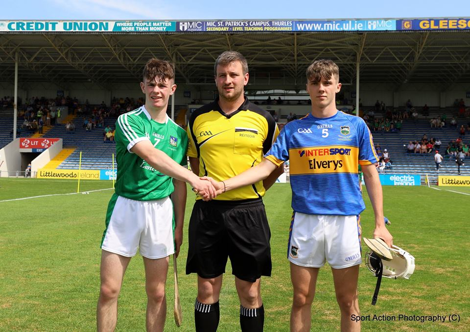 Big day for Waterford referee in Nowlan Park tomorrow