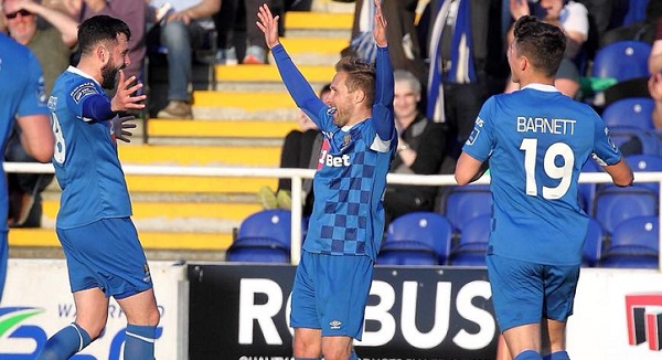 Waterford FC move closer to European football next season with away win over Derry City