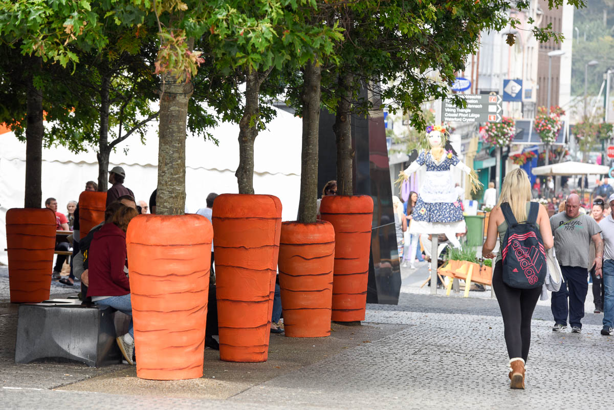 Road closures in place for Waterford Harvest Festival