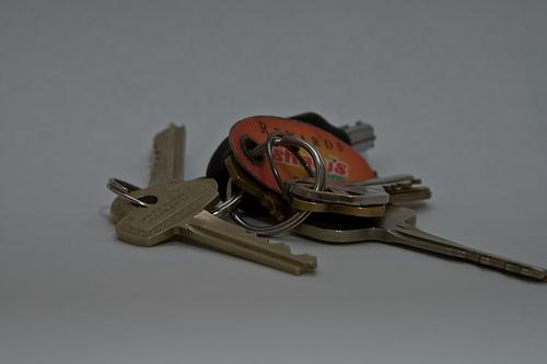 Found: A set of keys