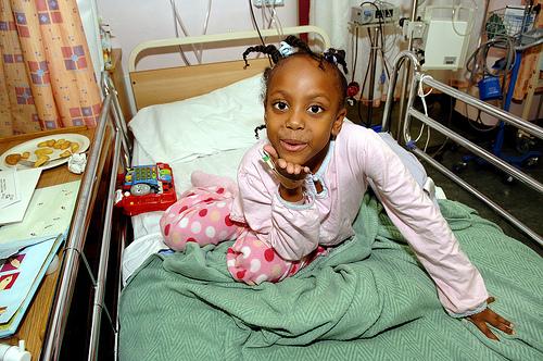 Children in Hospital, Volunteers needed - Wednesday October 3rd