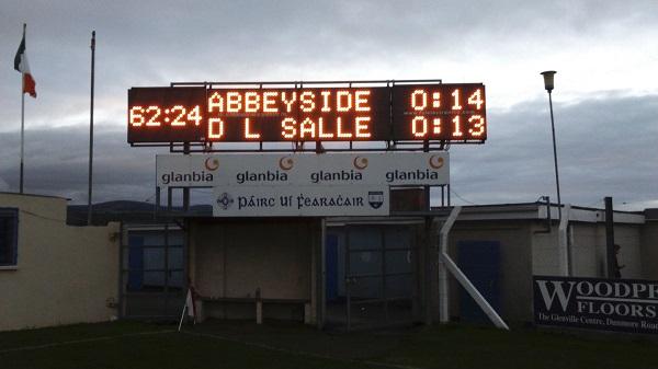 Abbeyside reach first county final in a decade