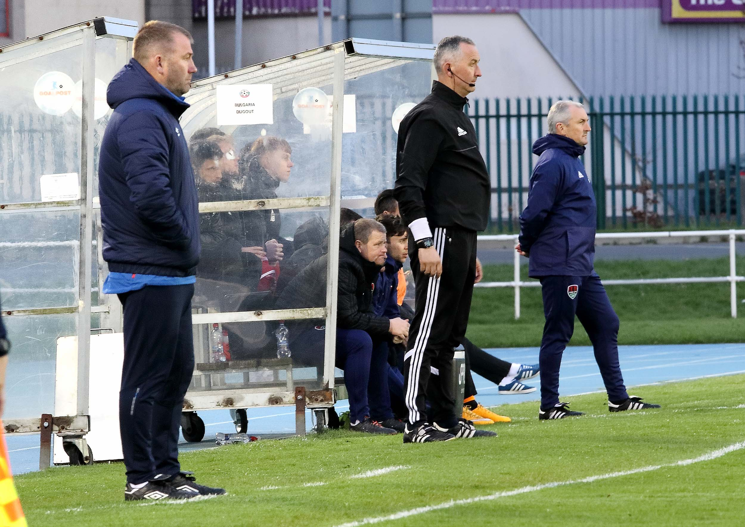 Waterford FC lose out away to St Pats