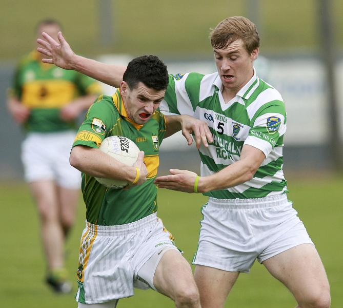 Ballinacourty and Gaultier seek place in last four of Co. Senior Football Championship
