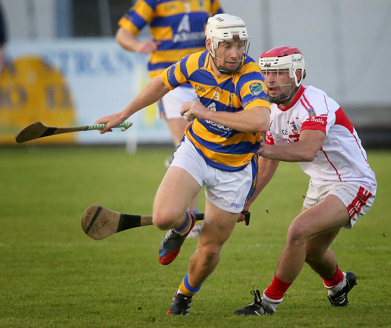 Two intriguing Co. Senior Hurling Championship Semi-Finals down for decision this weekend