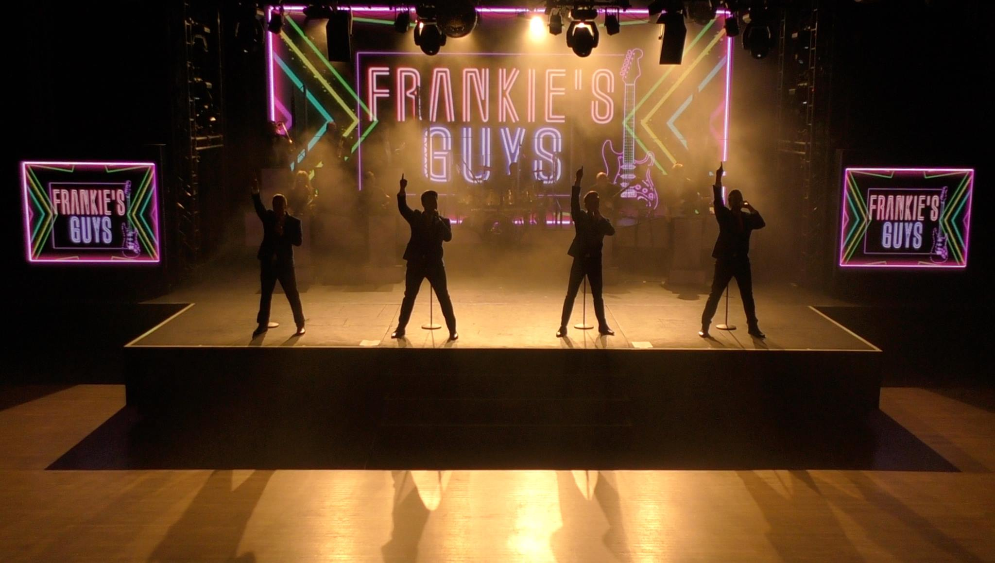 Oh What A Night: A Celebration of Frankie Valli and The Four Seasons