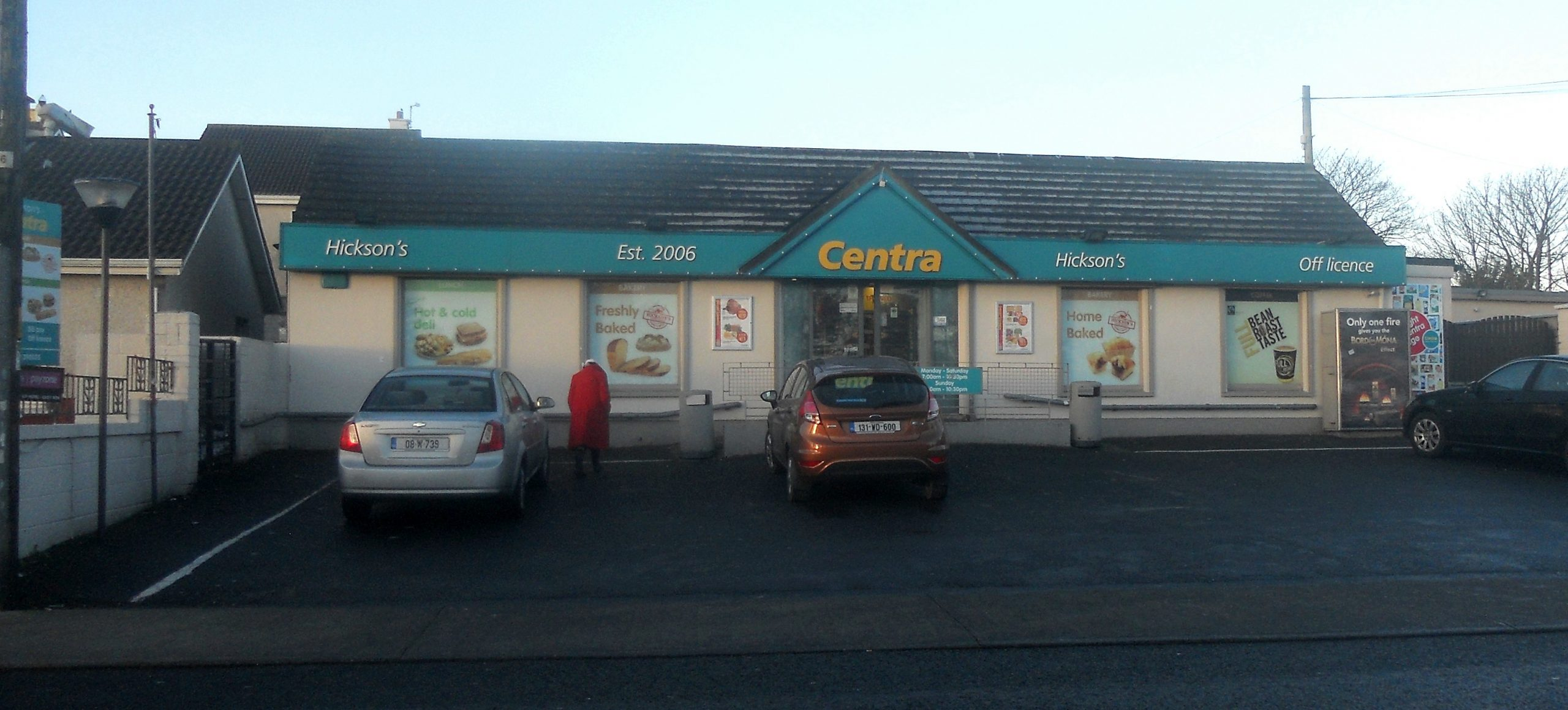Hickson's Centra Tramore praised for child safety initiative