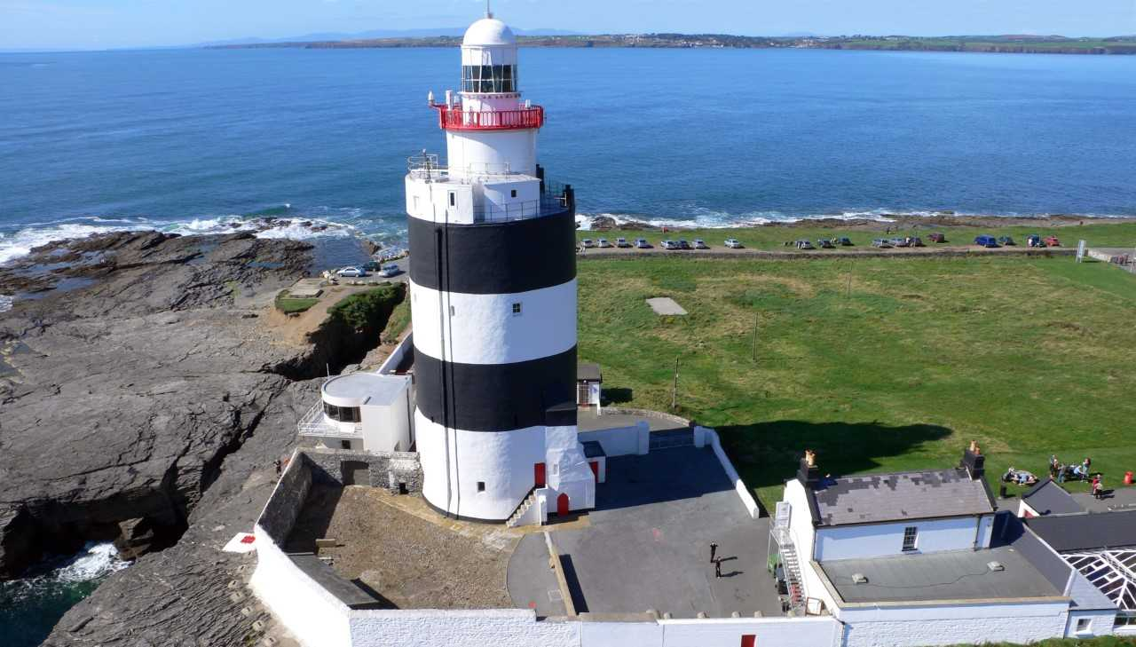Hook Lighthouse selected as one of three finalists in the UK & Ireland for prestigious global tourism award