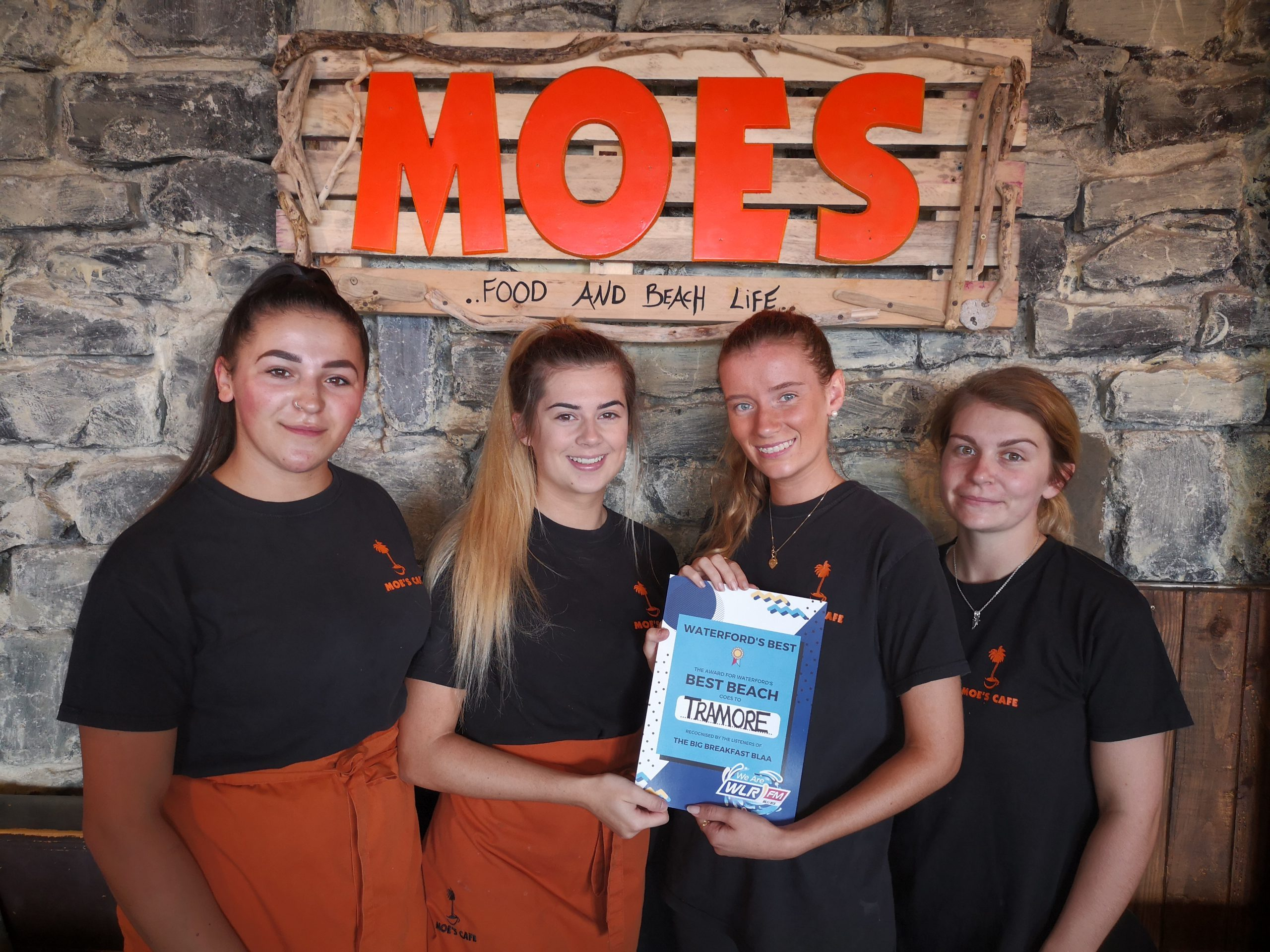 Moe's Cafe are in the running for Ireland's best sandwich!