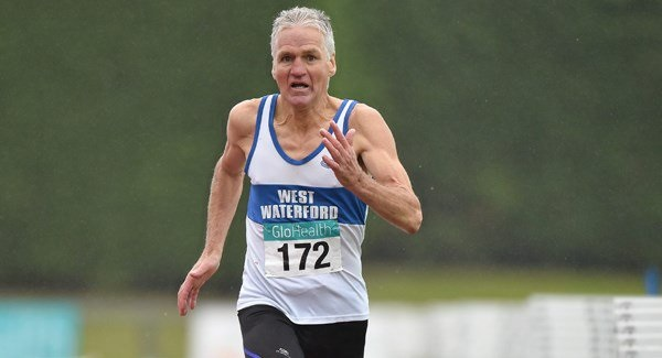 Waterford's Joe Gough claims another gold at the World Master's Championships in Spain