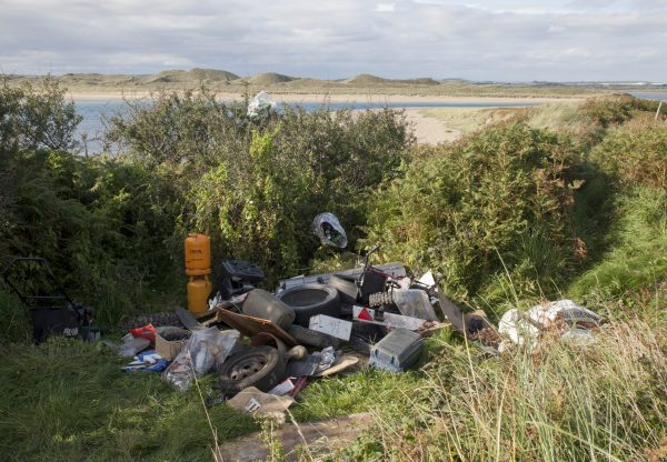Waterford Council is warning householders they are held liable if they give their waste to illegal collectors.