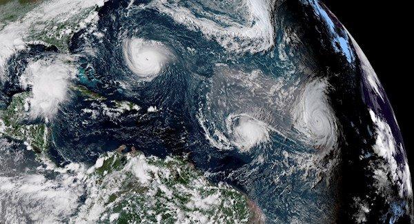 Hurricane Helene could hit Ireland next week