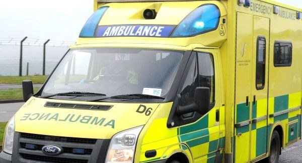 Ambulance personnel 'vote overwhelmingly' to go on strike over union recognition