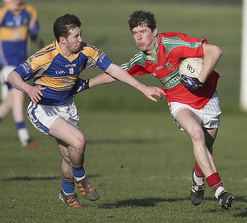 Busy weekend of action in the Co. Senior football Championship commences this evening