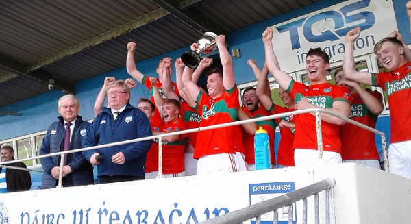 Clashmore/Kinsalebeg claim their first Western Intermediate Hurling title after a dramatic final in Fraher Field