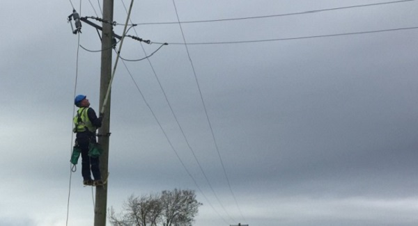 Thousands of homes across Waterford City and County are currently without power