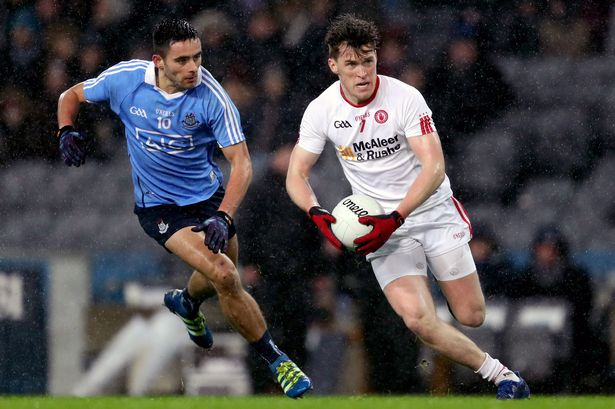 Dublin seeking fourth All-Ireland football title in a row as they take on Tyrone in today's decider