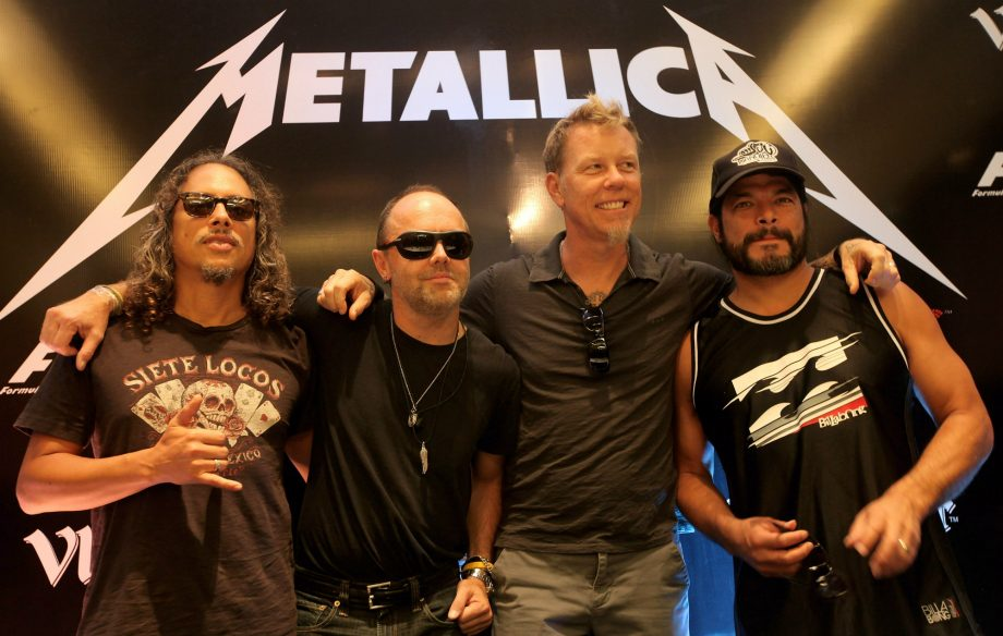 Breaking: Metallica to headline Slane for the first time on June 8th 2019
