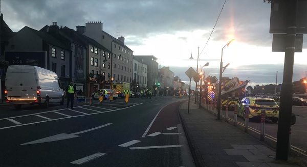 302 guests evacuated from Waterford hotel
