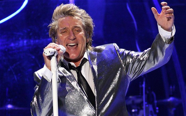 Rod Stewart is coming to Cork!