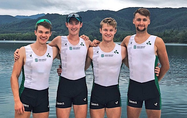 Waterford Rower through to the finals in the World Championships.