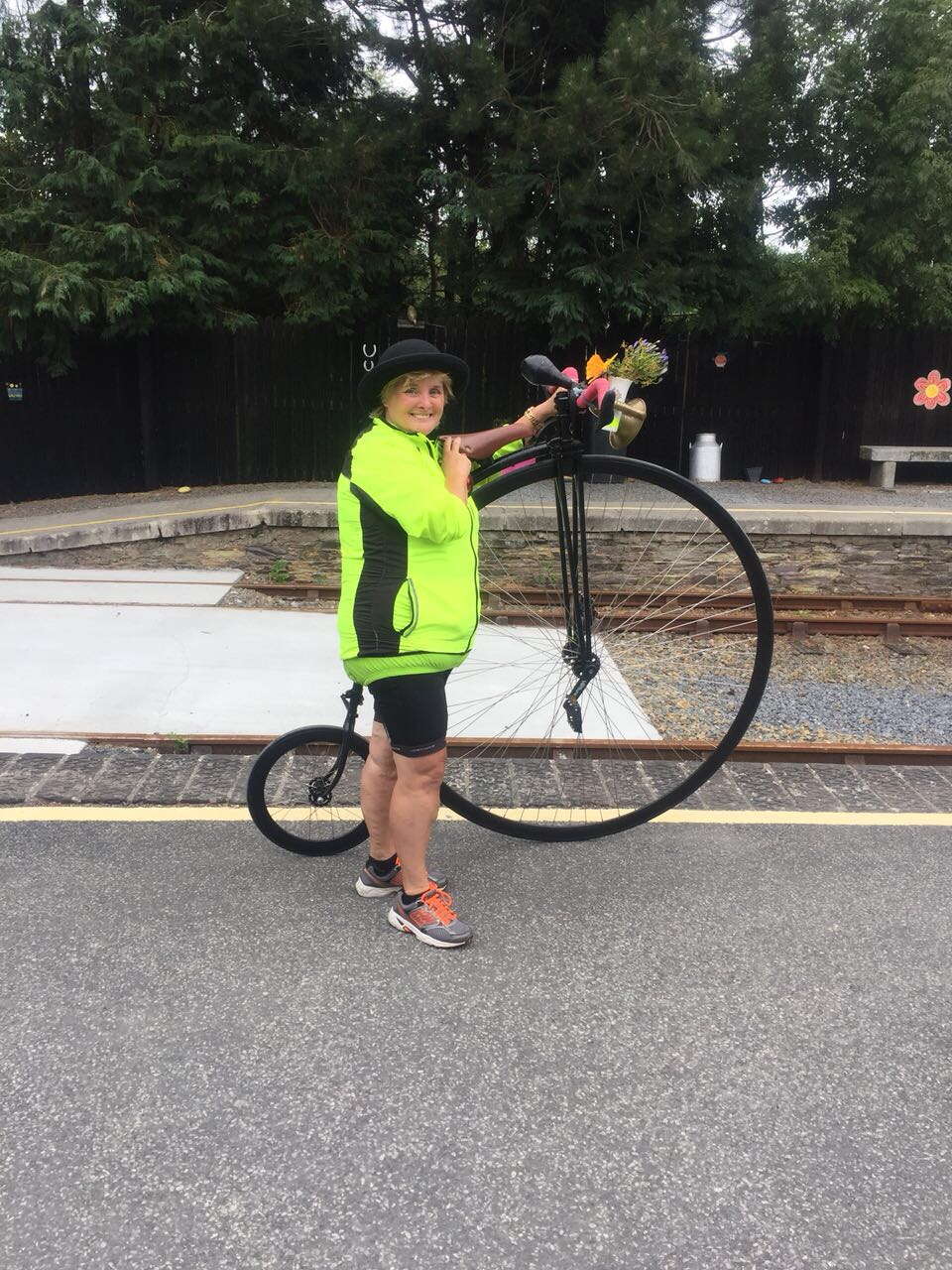 Listen back: A Waterford woman completes the Greenway just six weeks after learning to cycle a bike.
