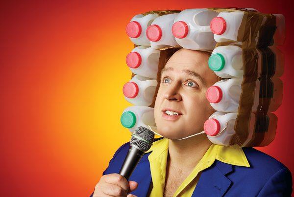 Tim Vine: Sunset Milk Idiot at The Theatre Royal
