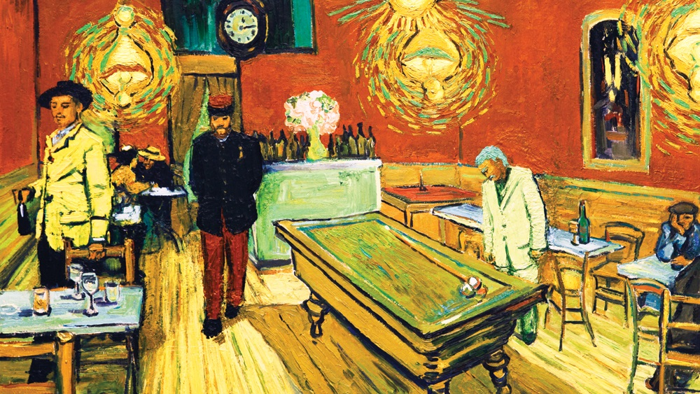 "Listen back: ""Loving Vincent"" is a work of art in every sense, Jenny O'Connor tells The Big Breakfast Blaa"