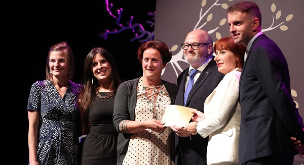 Waterford Walls festival scoops two national awards