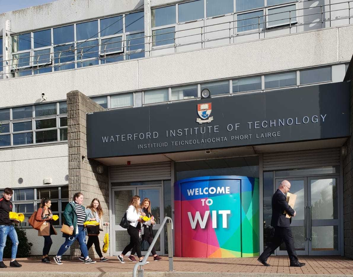 Listen back: Mary met up with people involved in college life at WIT, as the new academic year begins