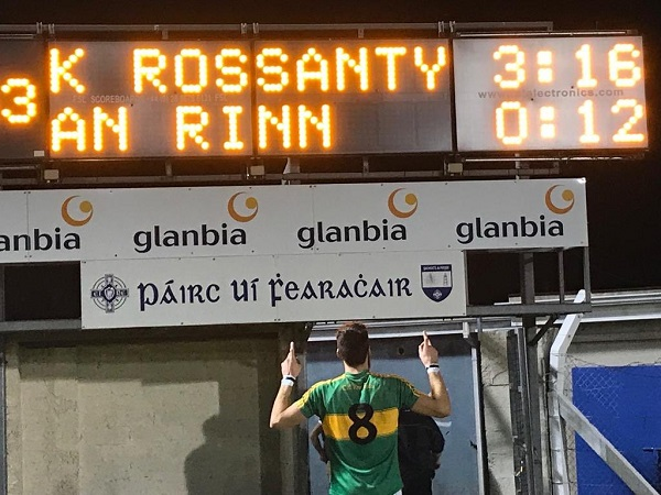 Kilrossanty to take on Ballinacourty or the Nire in the Waterford County football final.
