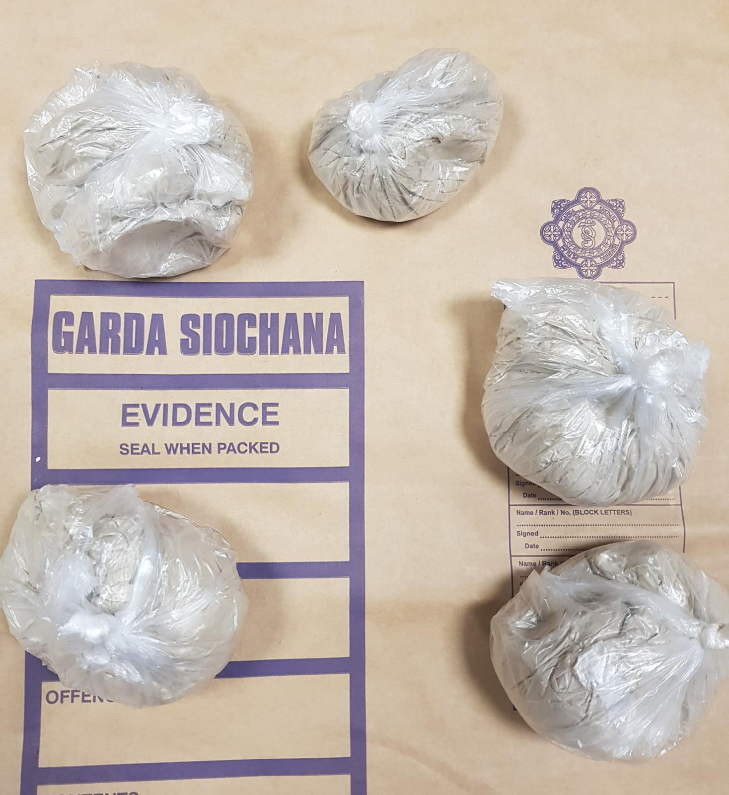 €90,000 worth of heroin seized in south Kilkenny