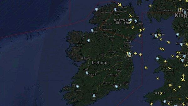 Chaos in the air as radar fails