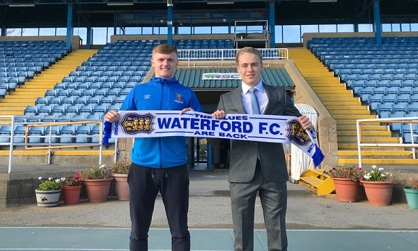 Waterford FC announce new signing