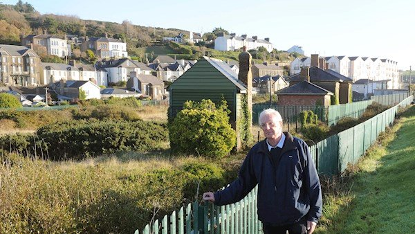 Former town councillor rails against plans to convert Youghal's old line to greenway.
