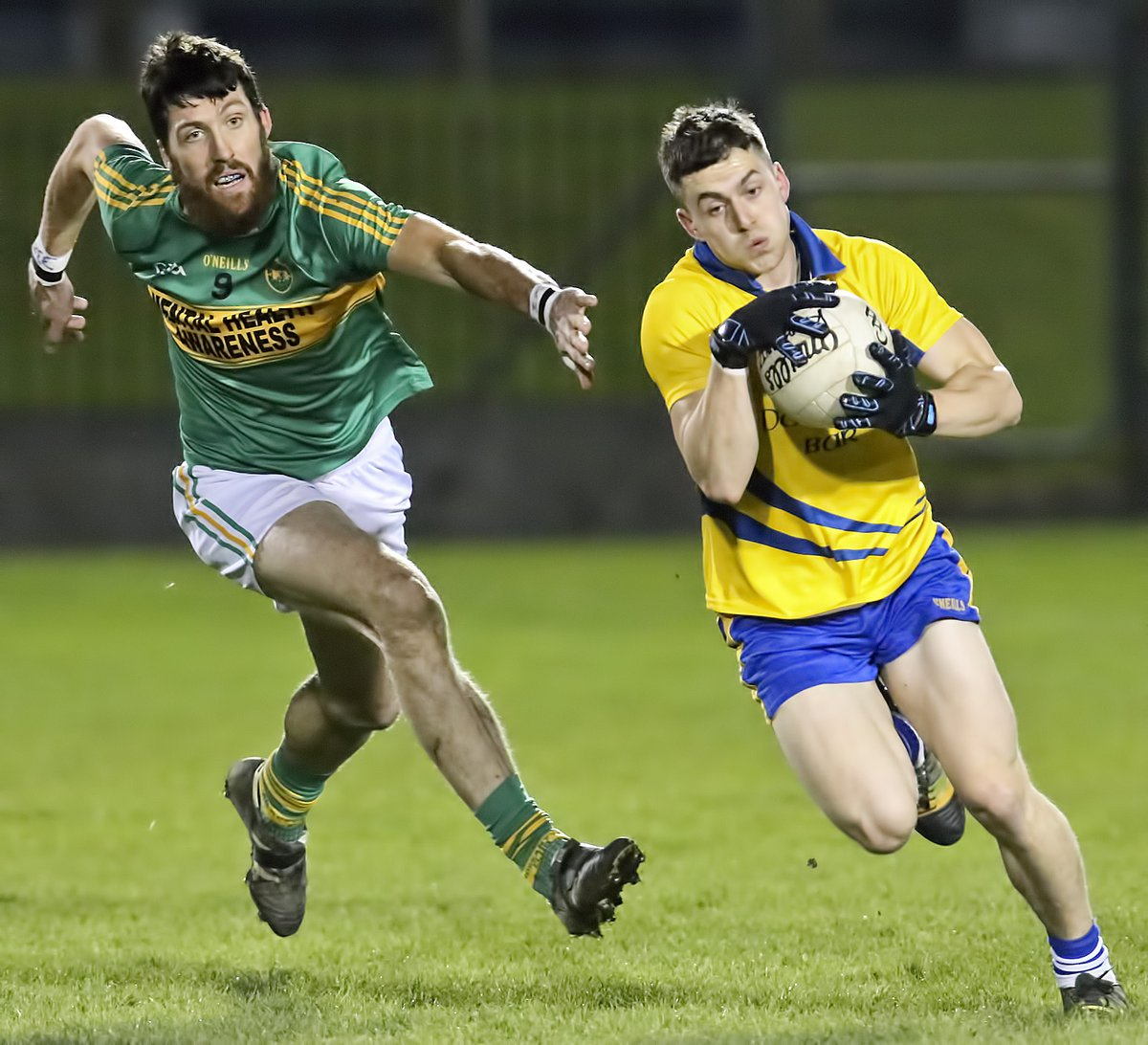 Intriguing County Senior football Final in store on Sunday evening