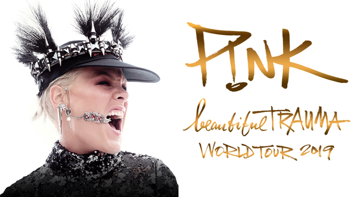 P!NK brings her Beautiful Trauma World Tour to Dublin for her first Irish show in 5 years!